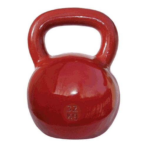 Russian Red Kettlebell - 32kg (70lb)