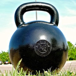 "60kg Dragon Door Kettlebell ""Monster"""