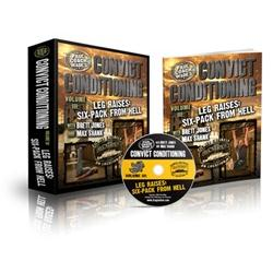 CC DVD Vol 3 Hanging Leg Raises