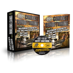 CC DVD Vol 5: One-Arm Pullup Series