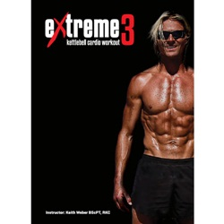 Keith Weber's Extreme Kettlebell Cardio Workout 3
