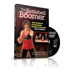 The Kettlebell Boomer