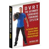 DVRT, The Ultimate Sandbag Training System by Josh Henkin (paperback)