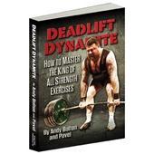 Deadlift Dynamite (paperback)