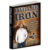 I Will Be Iron - book