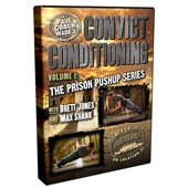 Convict Conditioning Volume 1: The Prison Push Up Series DV083