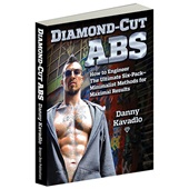 Diamond-Cut Abs by Danny Kavadlo (paperback)