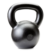 Dragon Door Russian Kettlebell 16kg 35lb Front P10a