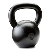 Russian Kettlebell - 16kg (35 lbs.) - Narrower Handle