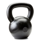 Dragon Door Russian Kettlebell 18kg 40lb Front P10w
