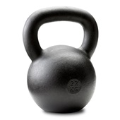Dragon Door Russian Kettlebell 22kg 48lb Front P10x