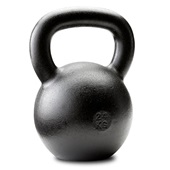 Dragon Door Russian Kettlebell 24kg 53lb Front P10b
