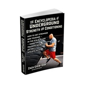 The Encyclopedia of Underground Strength and Conditioning (paperback)