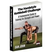 The Hardstyle Kettlebell Challenge (paperback)