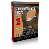 Kettlebells from the Ground Up 2 (DVD)