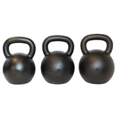 Dragon Door Serious Strength Kettlebell Kit 30kg, 36kg, 40kg
