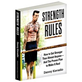 Strength Rules (paperback)