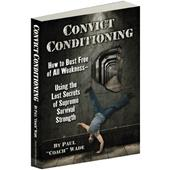 Convict Conditioning (paperback)