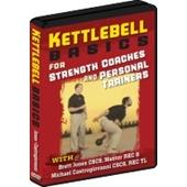 Kettlebell Basics for Strength Coaches and Personal Trainers (DVD)