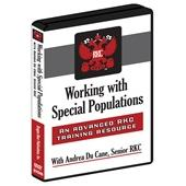 Working with Special Populations (DVD)