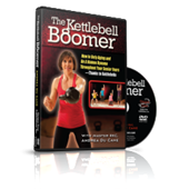 The Kettlebell Boomer (DVD)