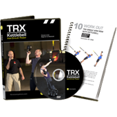 TRX Kettlebell: Iron Circuit Power (DVD)