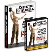Enter the Kettlebell! Book and DVD Set