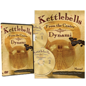 Kettlebells From the Center - Dynami (DVD)