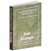 The Purposeful Primitive - Iron Essays (eBook)