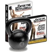Men's 35lb Russian Kettlebell Quick-Start Kit with DVD